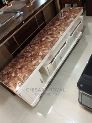 Glass Top Television Stand   Furniture for sale in Abuja (FCT) State, Wuse
