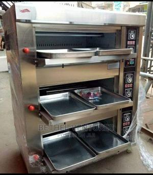 Quality 3 Deck 6 Tray Oven | Industrial Ovens for sale in Lagos State, Ojo