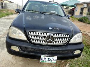 Mercedes-Benz M Class 2003 ML 350 Black | Cars for sale in Abuja (FCT) State, Dei-Dei