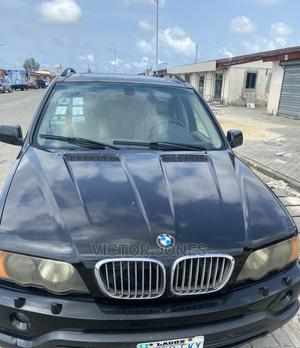 BMW X5 2003 Black | Cars for sale in Lagos State, Lekki