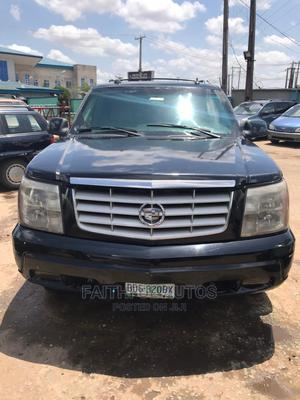 Cadillac Escalade 2005 Black | Cars for sale in Lagos State, Ikeja