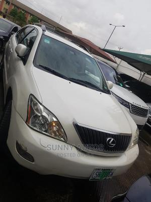 Lexus RX 2008 White | Cars for sale in Lagos State, Ikeja