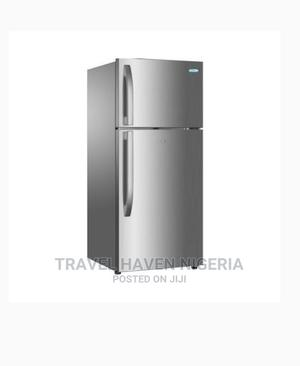 Haier Thermocool Double Door Fridge - HRF 200 LUX   Kitchen Appliances for sale in Abuja (FCT) State, Maitama