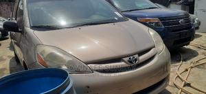 Toyota Sienna 2007 LE 4WD Gold | Cars for sale in Lagos State, Ikeja