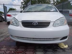 Toyota Corolla 2007 CE White | Cars for sale in Lagos State, Amuwo-Odofin