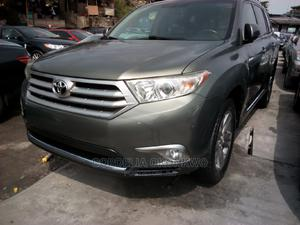 Toyota Highlander 2012 Limited Green | Cars for sale in Lagos State, Apapa