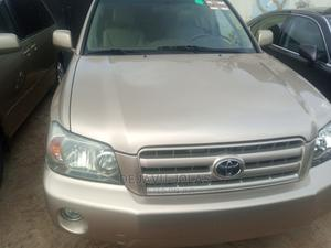 Toyota Highlander 2005 Gold   Cars for sale in Oyo State, Ibadan