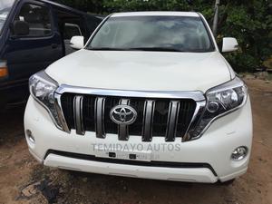 Toyota Land Cruiser Prado 2016 White   Cars for sale in Lagos State, Apapa