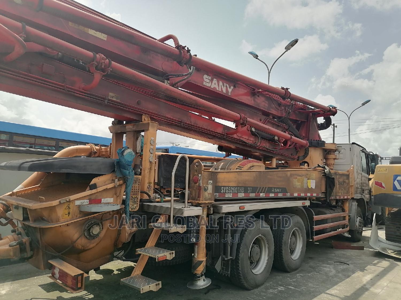 37 Tons Concrete Mixer Pumps | Heavy Equipment for sale in Amuwo-Odofin, Lagos State, Nigeria