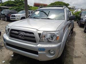 Toyota Tacoma 2010 Gray | Cars for sale in Lagos State, Apapa