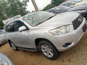 Toyota Highlander 2009 Silver   Cars for sale in Abuja (FCT) State, Jabi