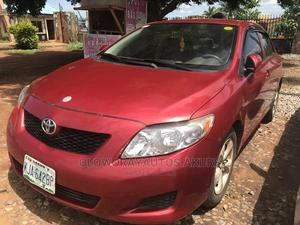 Toyota Corolla 2009 Red | Cars for sale in Ondo State, Akure