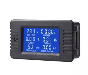 100A AC Multi-function Power Meter Wattmeter Analyzer | Measuring & Layout Tools for sale in Lagos State, Alimosho