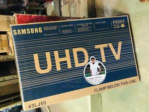 """43""""Inches UHD Samsung Television Available   TV & DVD Equipment for sale in Lagos State, Amuwo-Odofin"""