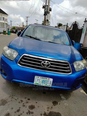 Toyota Highlander 2010 Blue | Cars for sale in Lagos State, Ikeja