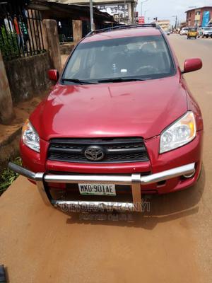 Toyota RAV4 2007 V6 Red | Cars for sale in Anambra State, Awka