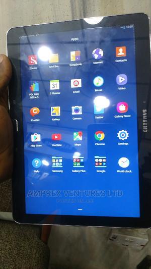 Samsung Galaxy Tab 10.1 32 GB Black   Tablets for sale in Lagos State, Ikeja