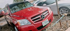 Mercedes-Benz GLK-Class 2012 350 4MATIC Red | Cars for sale in Abuja (FCT) State, Gwarinpa