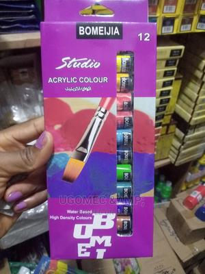 Acrylic Colour by 12colours   Stationery for sale in Lagos State, Lagos Island (Eko)