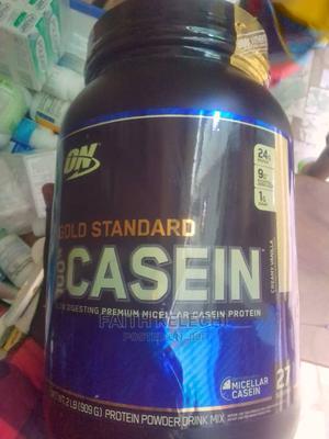 Optimum Nutrition Gold Standard 100%Casein Protein   Vitamins & Supplements for sale in Lagos State, Lagos Island (Eko)