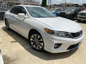 Honda Accord 2014 White | Cars for sale in Lagos State, Ojodu