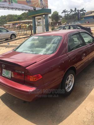 Toyota Camry 2000 Red   Cars for sale in Ogun State, Ado-Odo/Ota