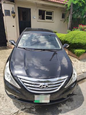 Hyundai Sonata 2014 Black | Cars for sale in Lagos State, Ikoyi
