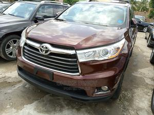 Toyota Highlander 2014 Brown | Cars for sale in Lagos State, Amuwo-Odofin
