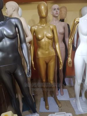 Gold Faceless Mannequin | Store Equipment for sale in Lagos State, Alimosho