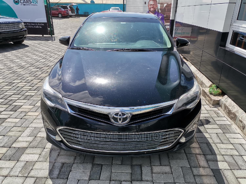 Archive: Toyota Avalon 2014 Black