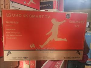 """LG Smart 50"""" TV With 2 Years Warranty and Internet Access 