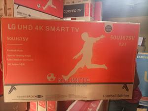 """LG Smart TV 50"""" With 2 Years Warranty Available 