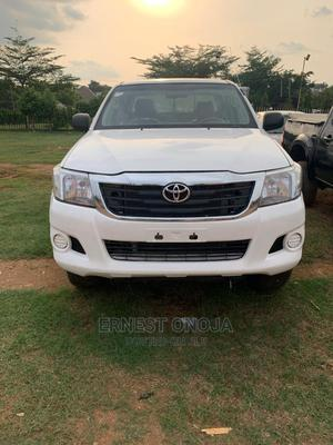 Toyota Hilux 2010 White | Cars for sale in Abuja (FCT) State, Gwarinpa