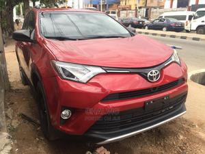 Toyota RAV4 2017 LE AWD (2.5L 4cyl 6A) Red   Cars for sale in Lagos State, Ikeja