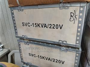 15kva Central Servo Stabilizer - Input 80v - 260v | Electrical Equipment for sale in Lagos State, Ojo