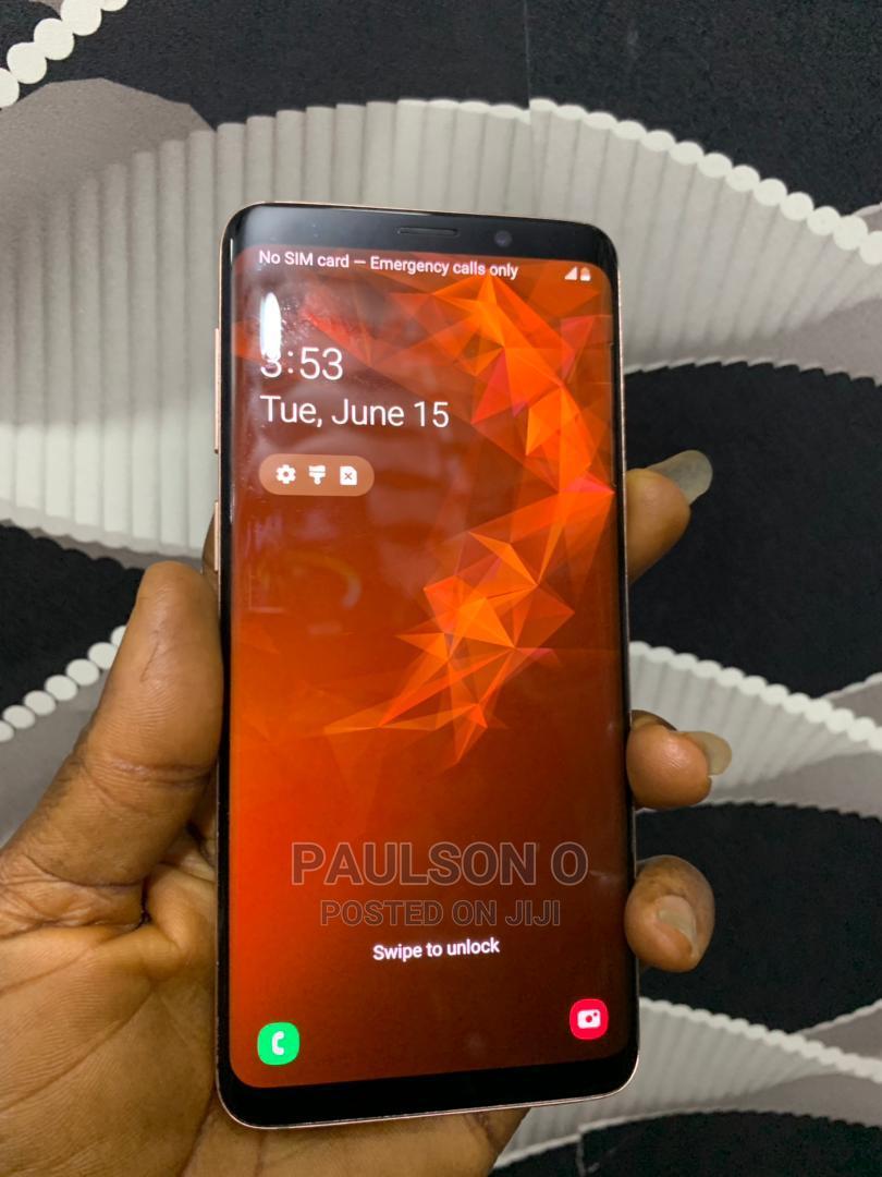 Samsung Galaxy S9 64 GB Gold