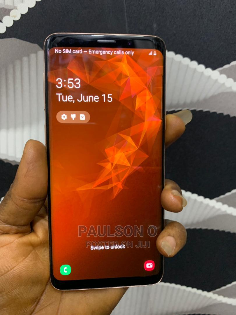 Samsung Galaxy S9 64 GB Gold | Mobile Phones for sale in Ikeja, Lagos State, Nigeria