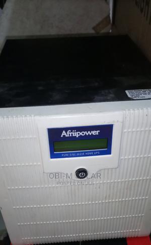 2.5kva/24v Afriipower Inverter | Solar Energy for sale in Lagos State, Ojo