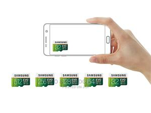 Samsung 32GB 95mb/S (U1) Microsdhc EVO Select Memory Card   Accessories for Mobile Phones & Tablets for sale in Lagos State, Lagos Island (Eko)