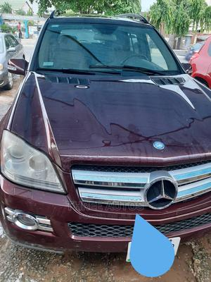 Mercedes-Benz GL Class 2007 GL 450 Red   Cars for sale in Lagos State, Ikeja