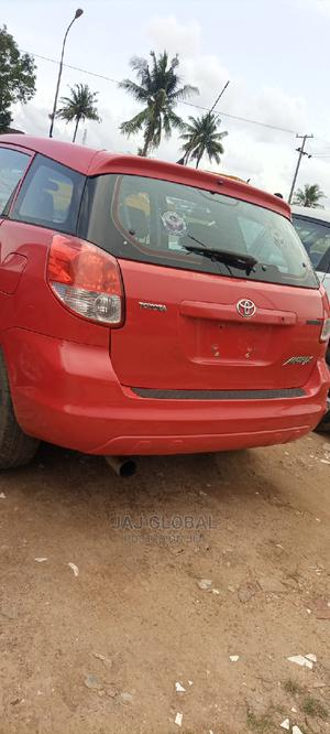 Toyota Matrix 2005 Red | Cars for sale in Lagos State, Ikotun/Igando