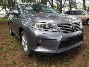 Lexus RX 2014 350 AWD Gray | Cars for sale in Lagos State, Magodo