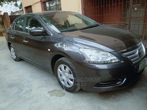 Nissan Sentra 2013 S Brown | Cars for sale in Lagos State, Ikeja
