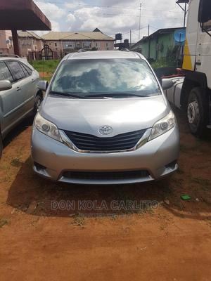 Toyota Sienna 2012 LE 7 Passenger Silver | Cars for sale in Edo State, Benin City