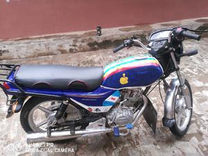Haojue HJ125-18 2016 Blue | Motorcycles & Scooters for sale in Ondo State, Ondo / Ondo State