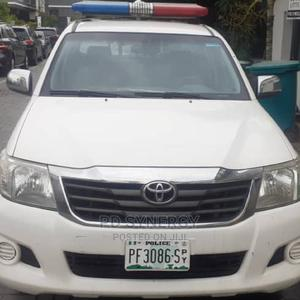 Toyota Hilux 2008 White   Cars for sale in Lagos State, Ogudu