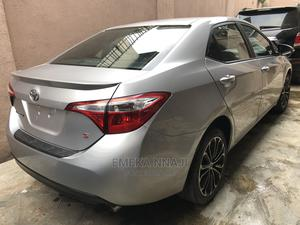 Toyota Corolla 2015 Silver   Cars for sale in Lagos State, Yaba