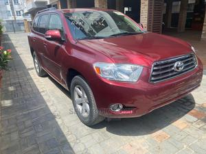 Toyota Highlander 2010 Limited Red | Cars for sale in Lagos State, Ajah