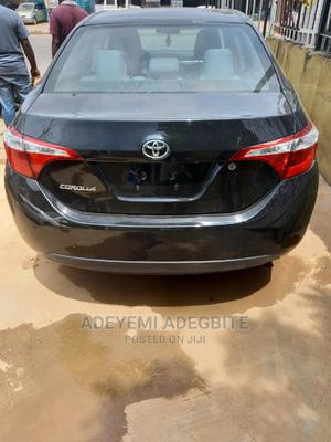 Toyota Corolla 2014 Black | Cars for sale in Lagos State, Alimosho
