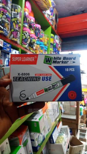 White Board Marker   Stationery for sale in Lagos State, Surulere
